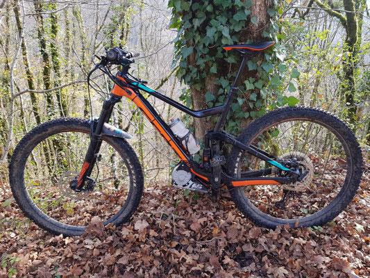 electric mountain bike kit new