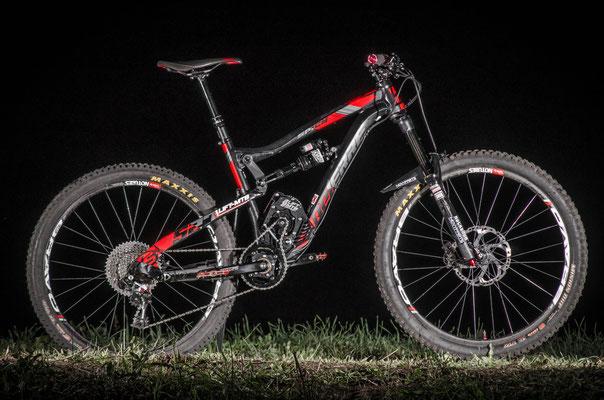 transforma tu bicicleta de montaña en una bicicleta de montaña eléctrica