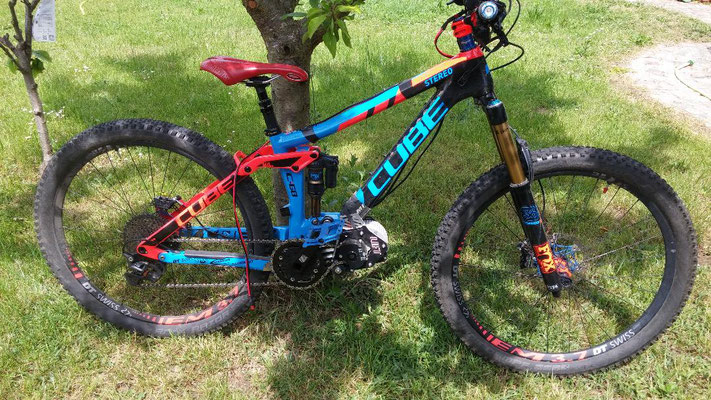 power full e bike kit lapierre