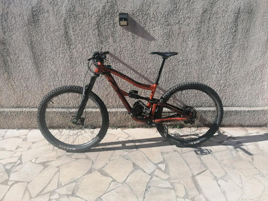 electric mid drive motor for ibis