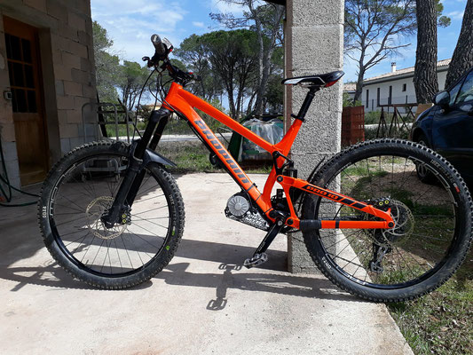 enduro e-bike