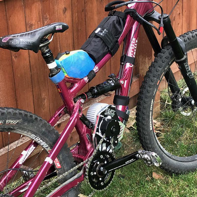 guerilla Gravity Gravity e bike