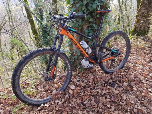 new electric mountain bike kit
