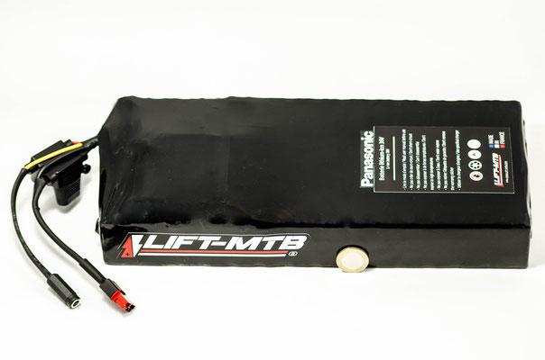 batteria elettrica per mountain bike