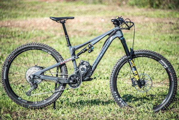 electric mountain bike kit
