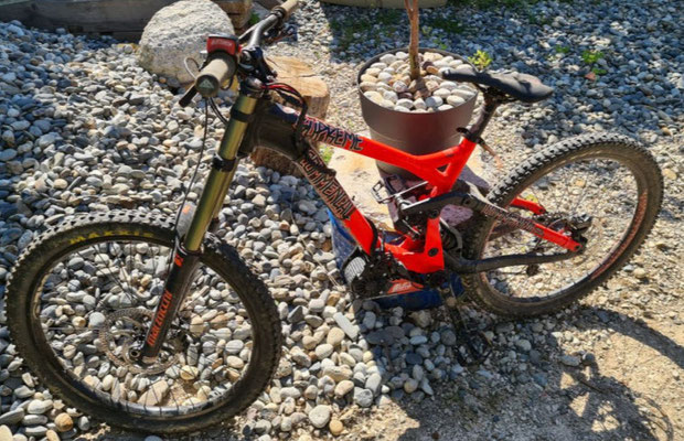 electric bolt on motor dh