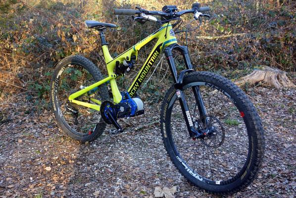 vélo électrique  en kit