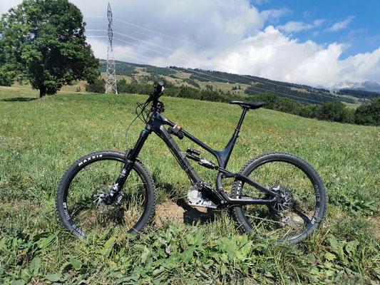 electric bike motor canyon torque