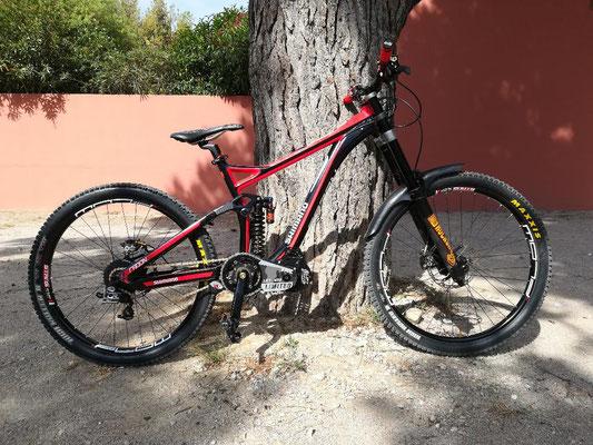 enduro electric bike convertion kit