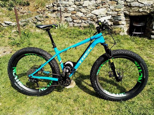 electric fat bike kit