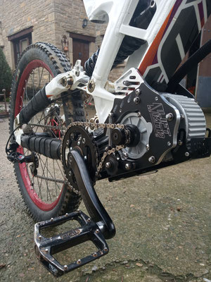 motor for bicycle