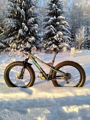 electric bike kit for fat bike