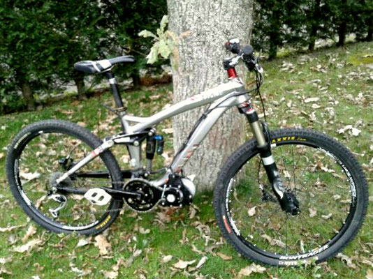 electric mountin bike