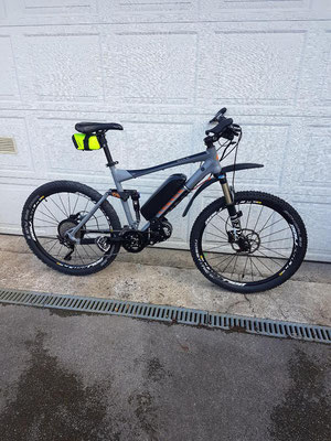 electric kit for mtb