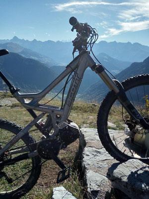 motor bike kit lift mtb