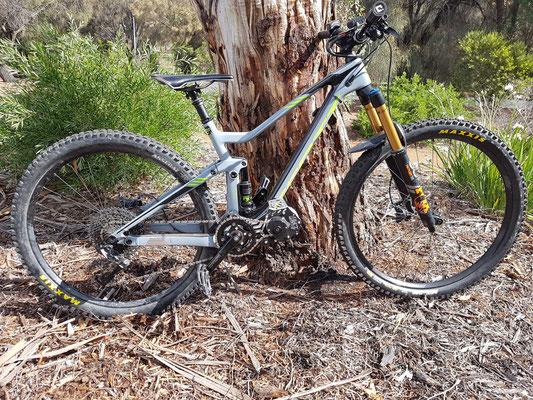 scott electric bike kit