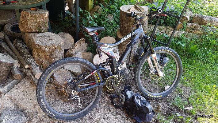 scott electric bike