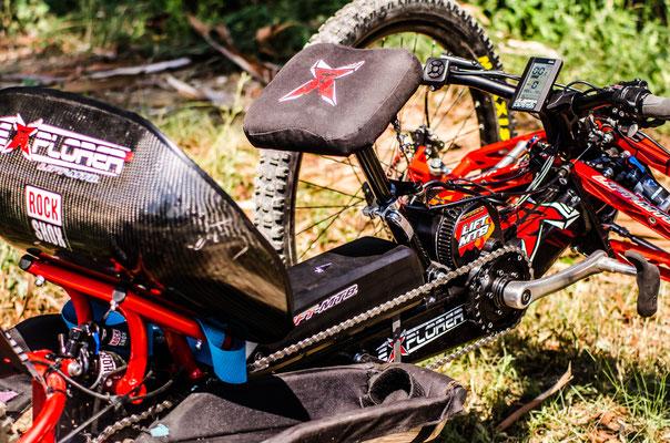 fauteuil électrique tout terrain