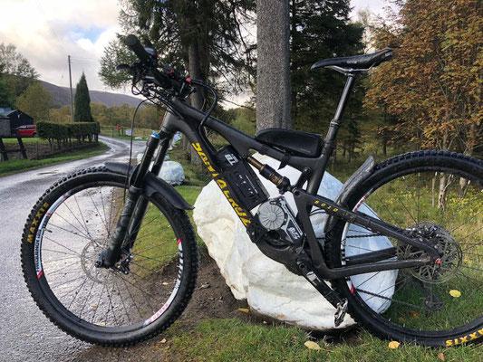 electric bike kit santacruz