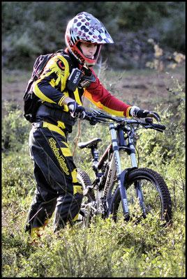 downhill e-bike