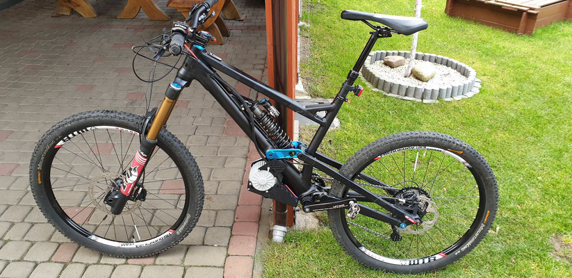 canyon torque lift mtb