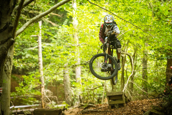 electric bike enduro world series