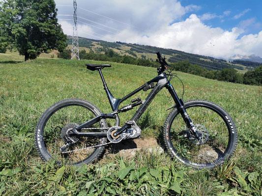 electric bike motor canyon