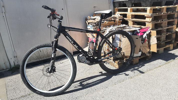 bulls bike motor kit