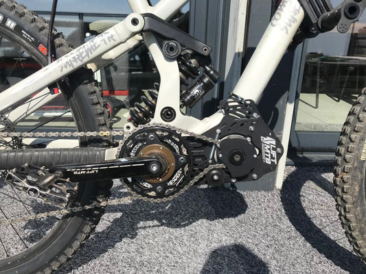 electric bike kit for rider