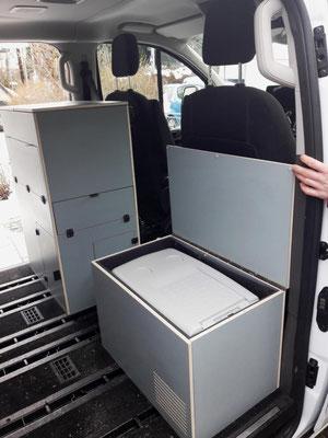 Kühlbox & Sitzhocker
