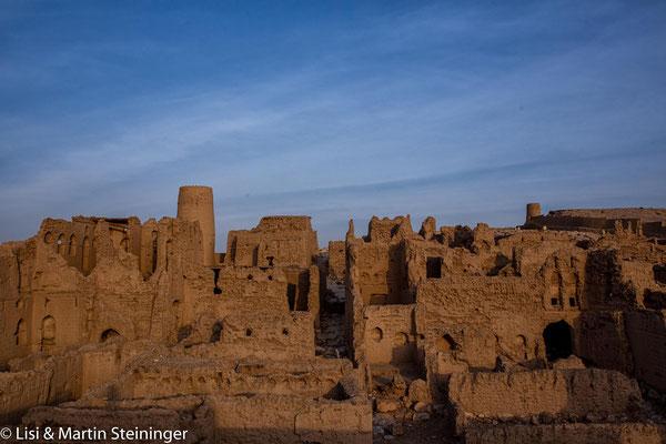 Lehmstadt von Al Sulayf