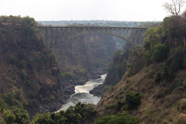 Brücke nach Simbabwe