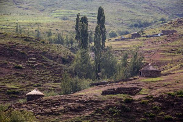 Dorf in Lesohto