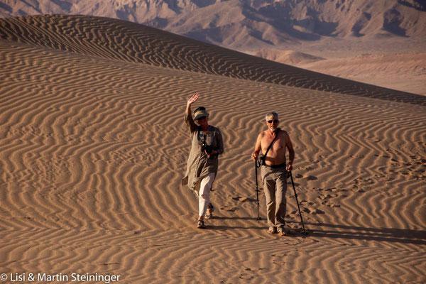 Wüstenwanderer