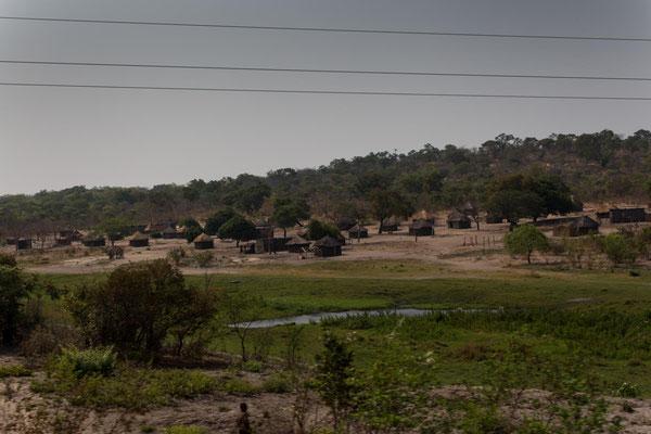 Dörfer am Weg