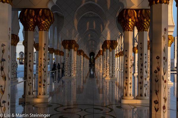 Sheik Zayid Moschee