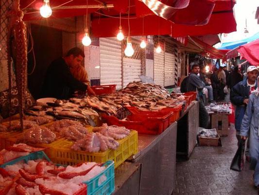 Markt in Douz