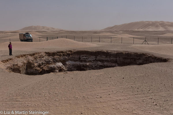 sinkhole Muqshin