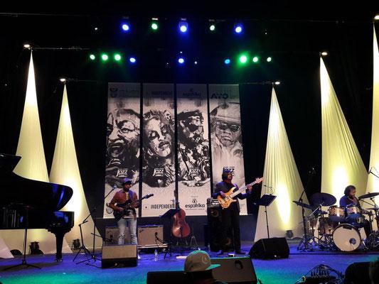 Jazzfestival  Capetown 2018