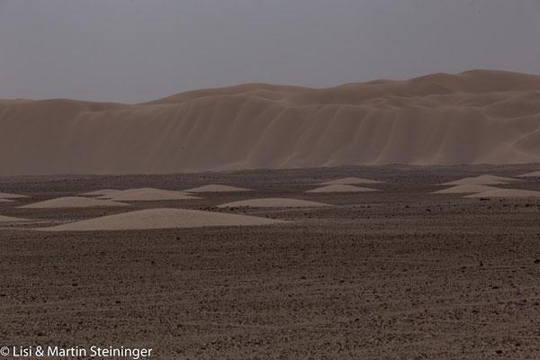 Dünen von Muqshin