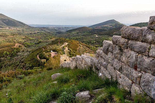 Stadtmauer von Messene