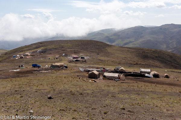 Nomaden auf 2.700m