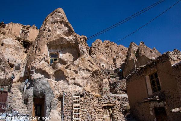 Kandovan - Höhlenwohnungen