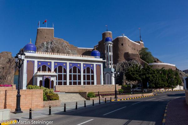 Muscat Festung