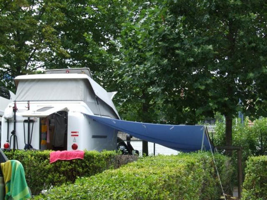 Campingplatz Boi de Bologne