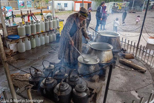 iranische Suppenküche