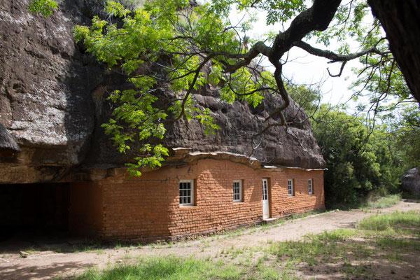 Reverend Ellenberger's Cave