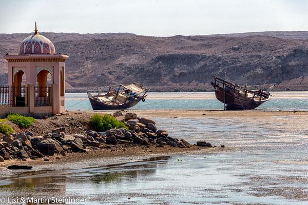 Sur, ehemalige Hauptstadt der Dhows