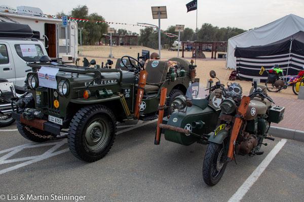 """Erinnerung an """"Die Vier im Jeep"""""""