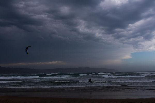Kitesurfer